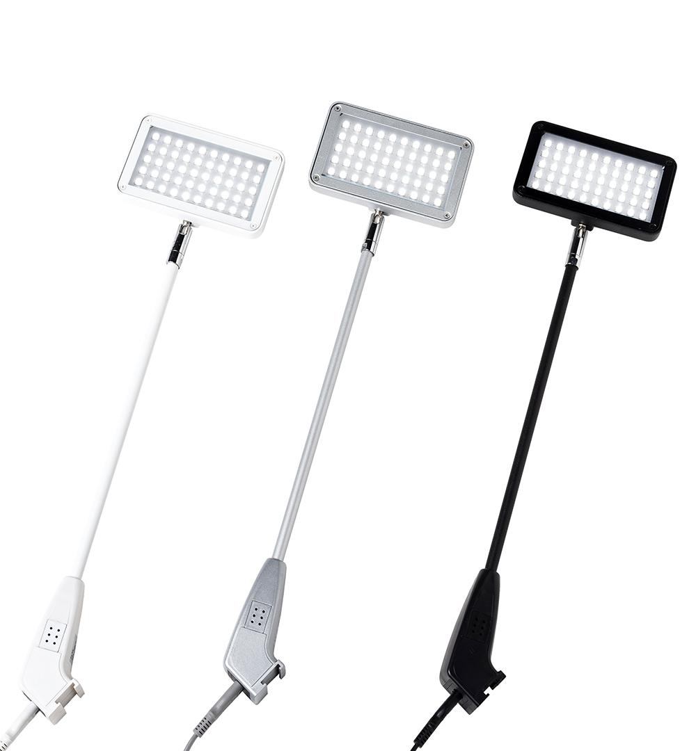 Messeset 107 - LED Strahler für Faltsysteme