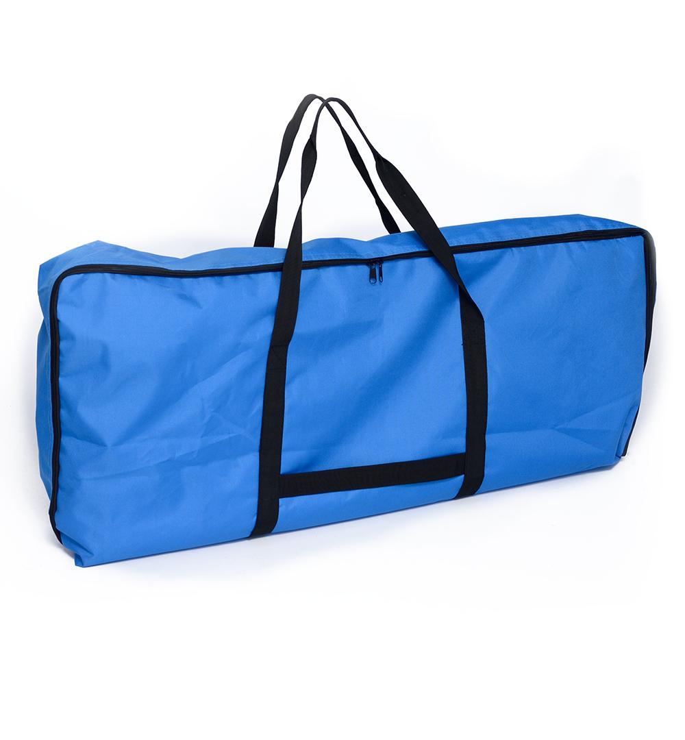 Rechtecktheke geteilt - Transporttasche