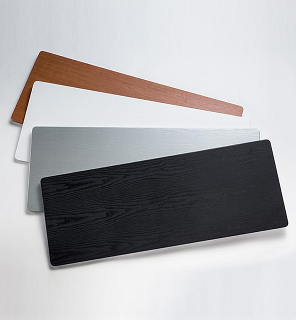 Textil Falttheke Rechteck - Thekenplatten Farben
