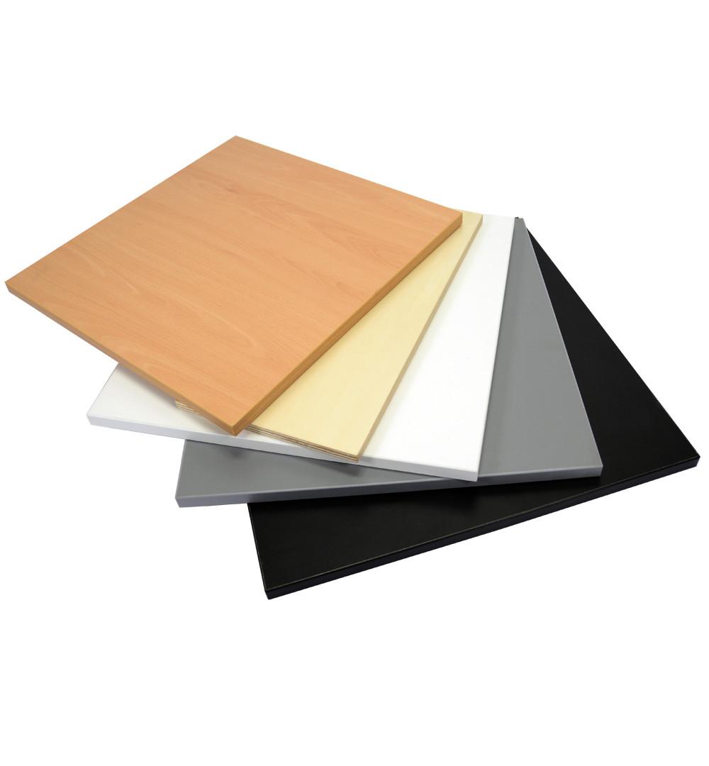 Aufsatz Sechsecktheke - Thekenplatte Farben