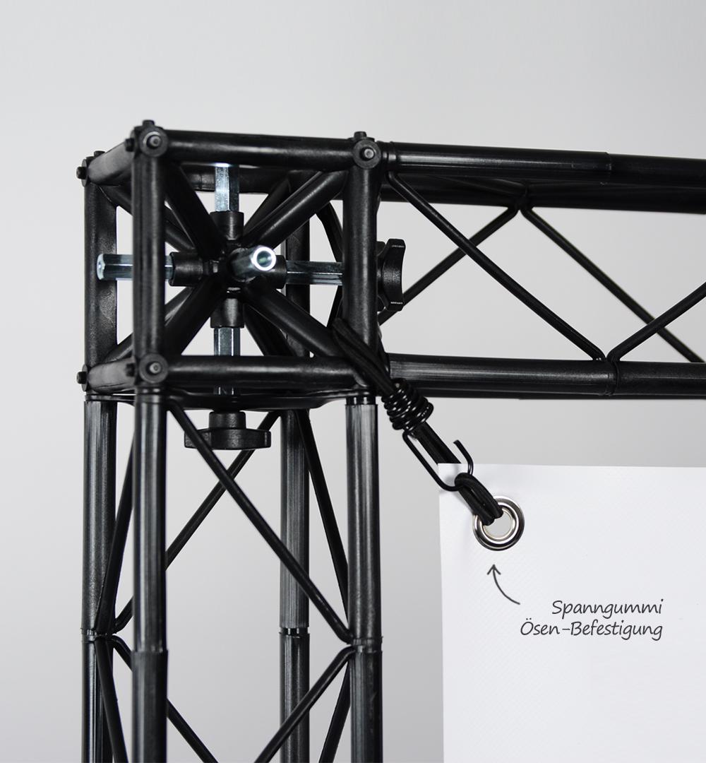 Traversensystem Elemente - Befestigung