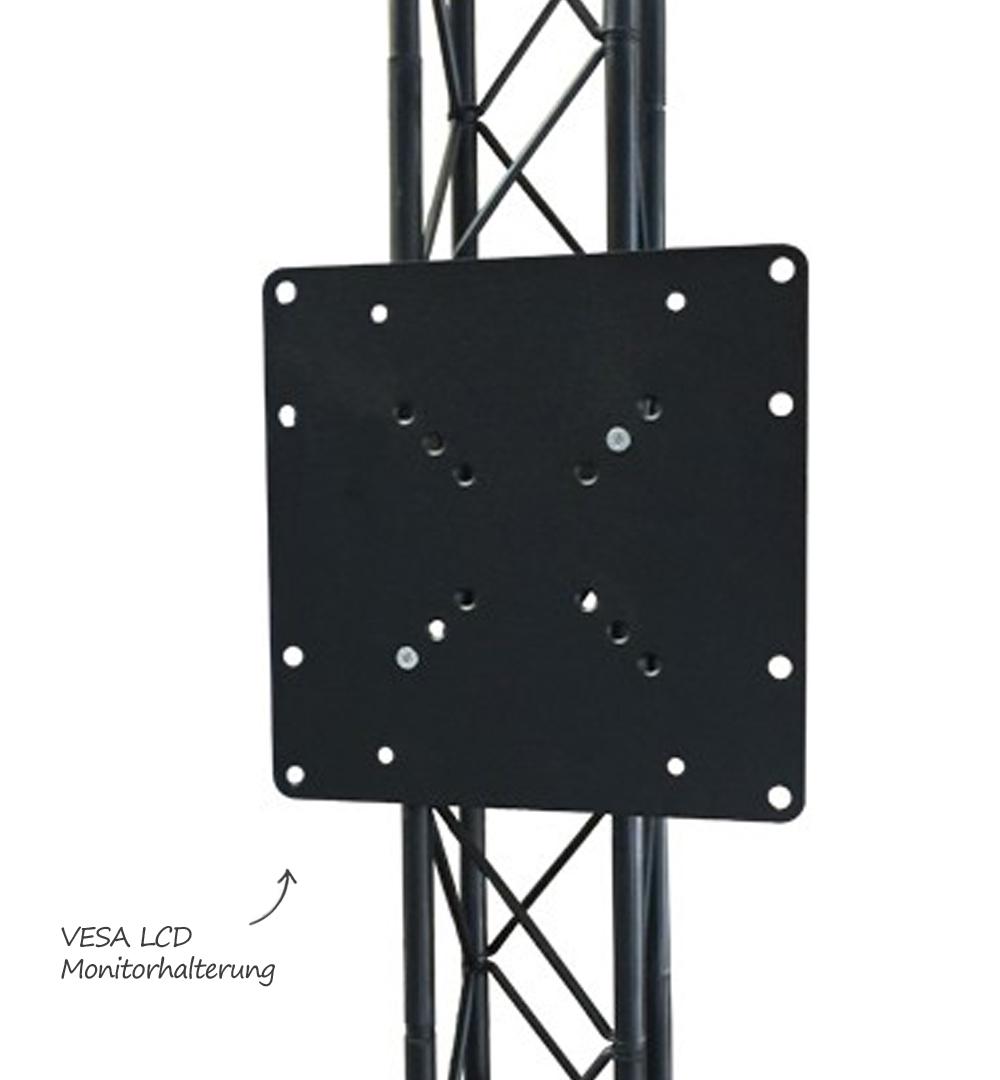 Traversensystem Elemente - VESA TV Halterung