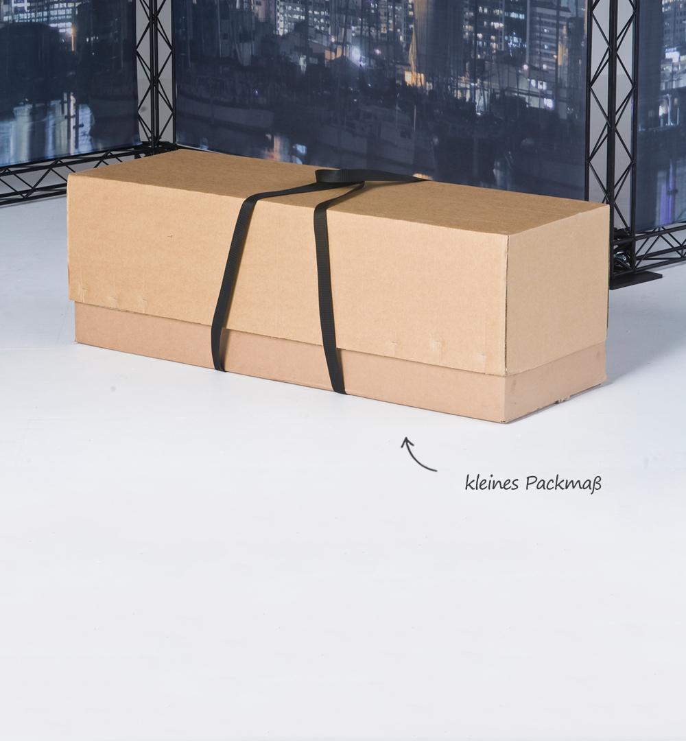 Traversensystem Element - Verpackung